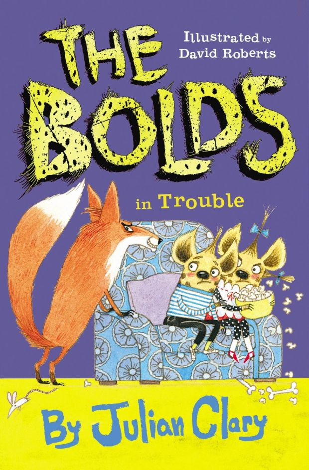 Julian Clary's wry wit shines through in The Bolds in Trouble