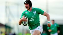 Aaron Sexton will start for Ireland Under-19s against Australia. Photograph: James Crombie/Inpho