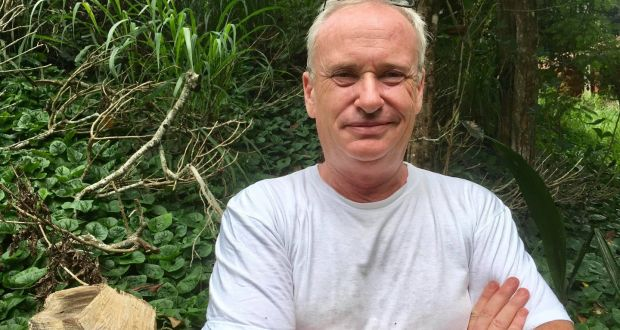 "Cork mathematician Paul Soden: ""I started taking courses in creating agroforestry systems, which can help vast areas that have been deforested grow themselves back and create water and food security."""