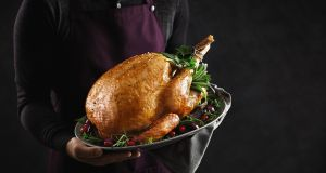 Aldi's Specially Selected Organic Bronze Whole Irish Turkey
