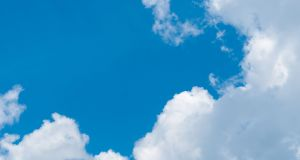 Marian Keyes is on Cloud 9 over Cloud 10. Photograph: iStock