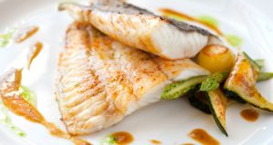 For the main course, try a whole turbot. Photograph: iStock