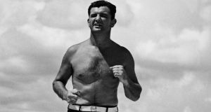 James Braddock training in Florida, 1936. Photograph: FPG/Getty Images