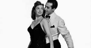 'Baby It's Cold Outside'  was written for the 1949 film 'Neptune's Daughter', starring Esther Williams and Ricardo Montalban.  Photograph: Mondadori Portfolio by Getty Images