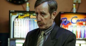 Michael Smiley: master of jocular malignity