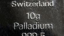 Palladium: a  silvery metal used in car catalysts Photograph: iStock