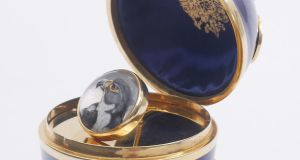 Lot 254, Fabergé egg