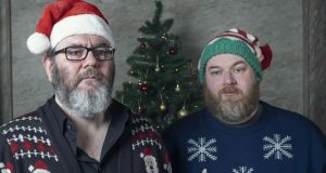 "Aidan Moffat and RM Hubbert: ""I'm just like Santa - a big, jolly fat man"""