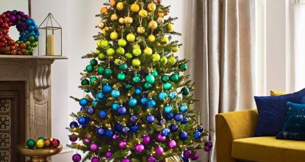 John Lewis Christmas Tree Themes.10 Of This Year S Best Christmas Tree Ideas