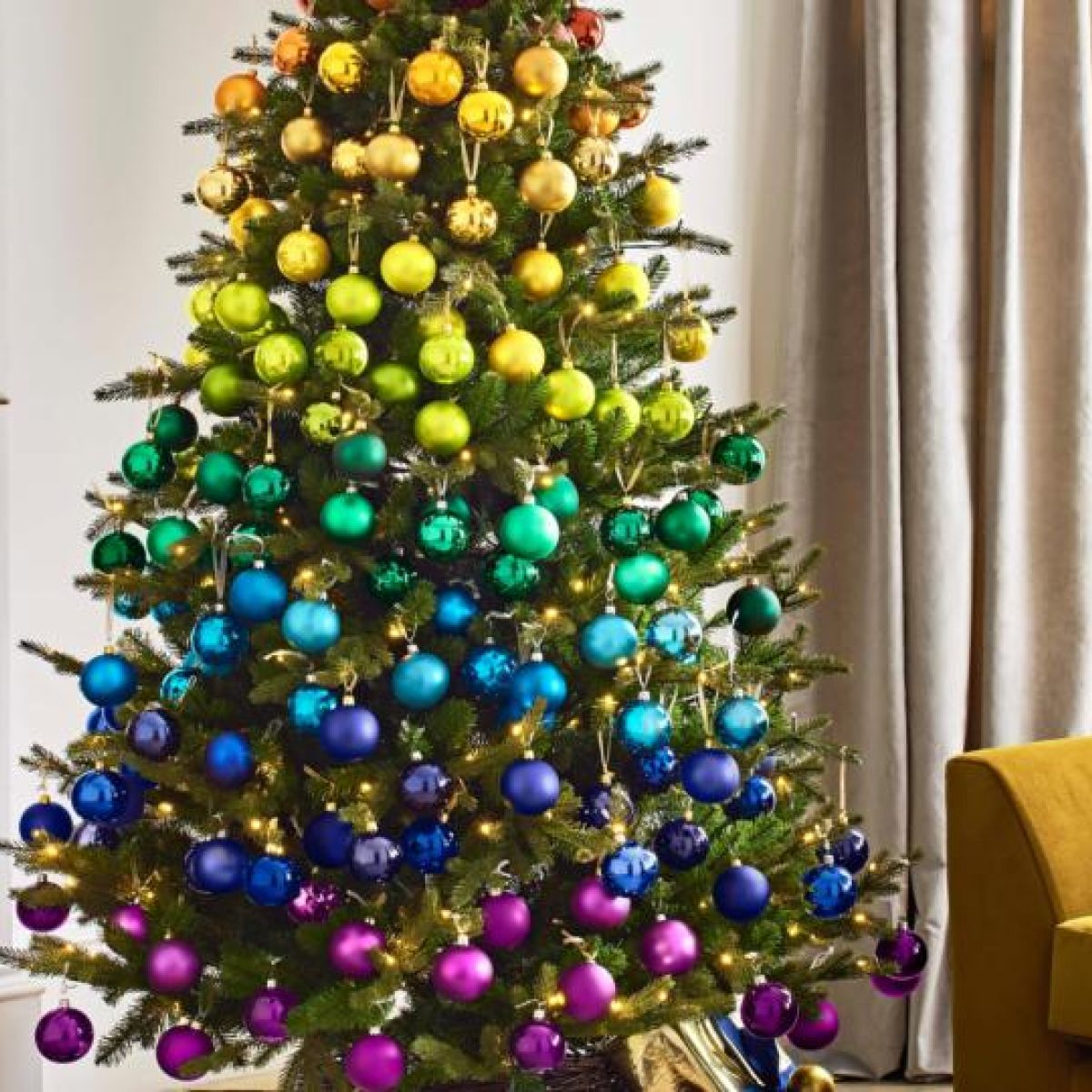 Christmas Tree Decorations Ideas.10 Of This Year S Best Christmas Tree Ideas