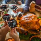 Unlike turkey, goose welcomes tannins and eats them up. Photograph: Getty Images