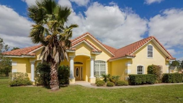 €397,500: five-bedroom home in gated Hidden Palms estates
