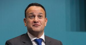 Taoiseach Leo Varadkar:  'I have given the Independents my commitment that Fine Gael will not sign off on a new confidence and supply agreement or renewal without them also being happy with it' Photograph: Gareth Chaney/Collins