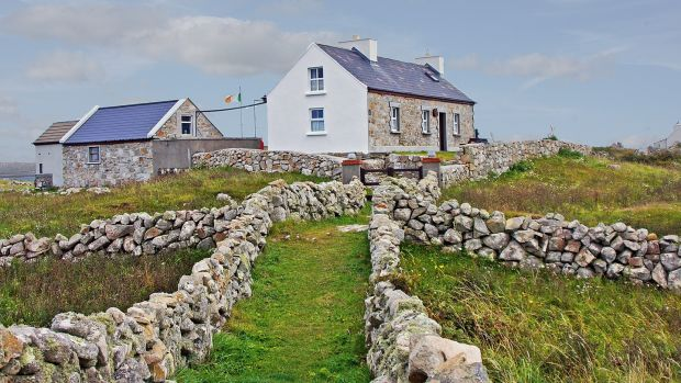 Wintering on an Irish island: 'When the weather closes in it