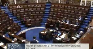 Legislation to provide for access to abortion for the first time in Ireland has passed through the Dáil