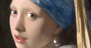 Johannes Vermeer: Girl With a Pearl Earring. Photograph: Mauritshuis/Google Arts & Culture/New York Times