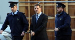 Graham Dwyer: the State says his application is misconceived and should be dismissed. Photograph: Collins Courts