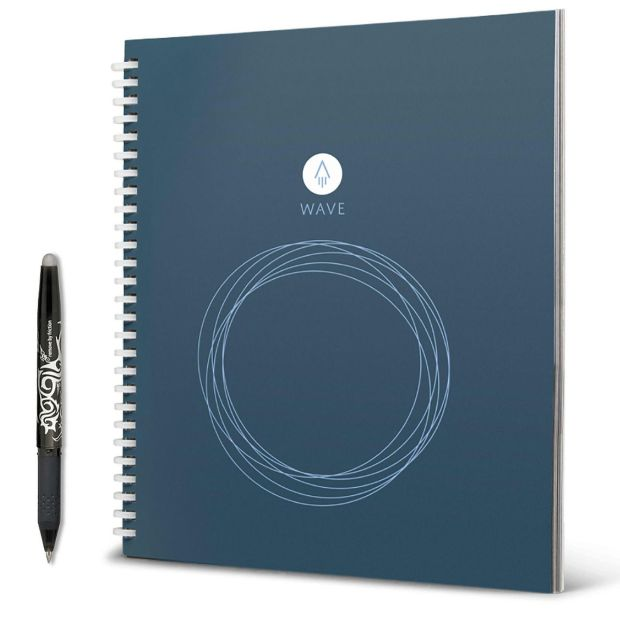 Rocketbook Wave Smart Reusable Notebook, from £29.99