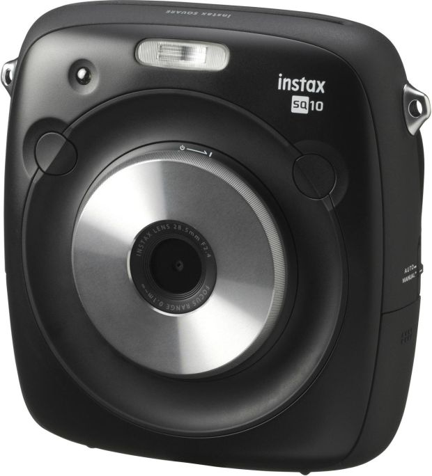 Fujifilm Instax Square SQ10 Hybrid Instant Camera, from €299
