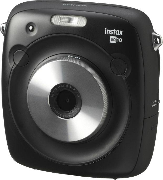 Fujifilm Instax Square SQ10 Hybrid Instant Camera, from €299
