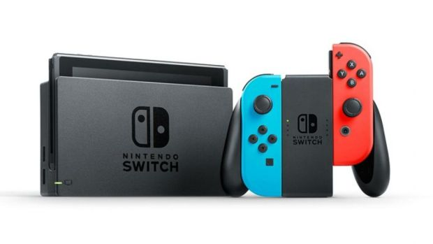 Nintendo Switch, from €329.99