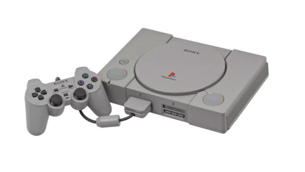 The Sony PlayStation Classic, from €99.99