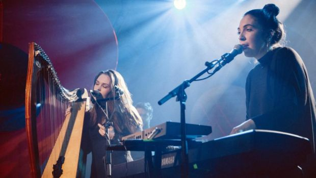 Saint Sister's new album, Shape of Silence, was among the best this year. Photograph: Rich Gilligan