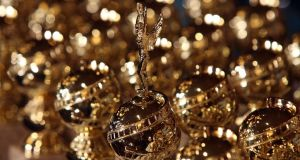 Up for grabs: the Golden Globe winners will be announced on January 6, 2019. Photograph: Frazer Harrison/Getty