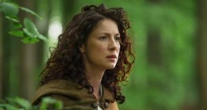 Golden Globe nominee: Caitriona Balfe in Outlander