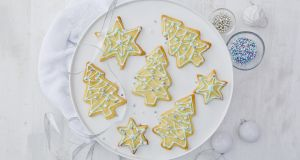 Shortbread is very easy to make, with the added benefit of containing ingredients you probably already have. Photograph: Harry Weir