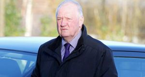 File photograph of Hillsborough match commander David Duckenfield, who will face trial for manslaughter. File photograph: Peter Byrne/PA Wire