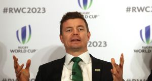 Former Ireland captain Brian O'Driscoll opened up about use of painkillers during his rugby career. Photo: Chris Lee - World Rugby/World Rugby via Getty Images