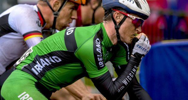 5d41443db Ireland s Matthew Teggart  he will be one of four Irishmen on the new UCI-