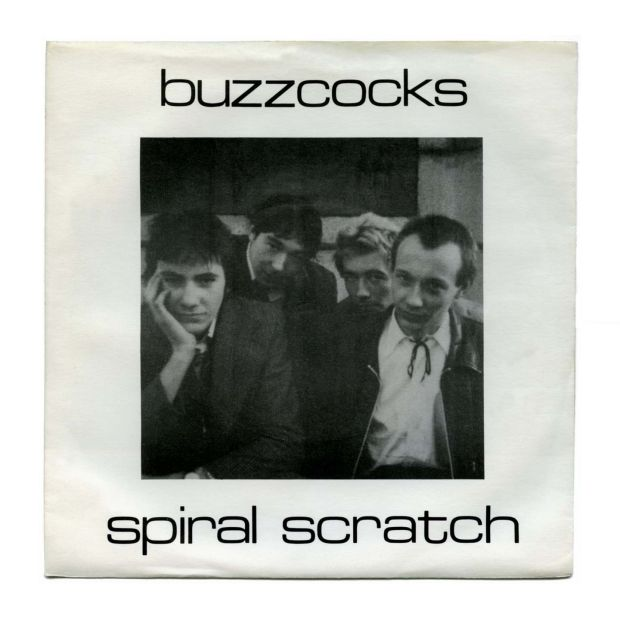 Spiral Scratch: the first Buzzcocks record