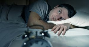 We are inundated with advice about the importance of a good night's sleep and how to get it. Photyograph: iStock