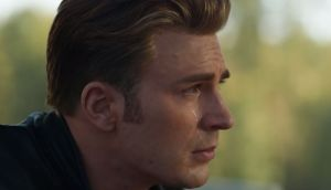 Captain America (Chris Evans) will try to take on Thanos. Photograph: YouTube