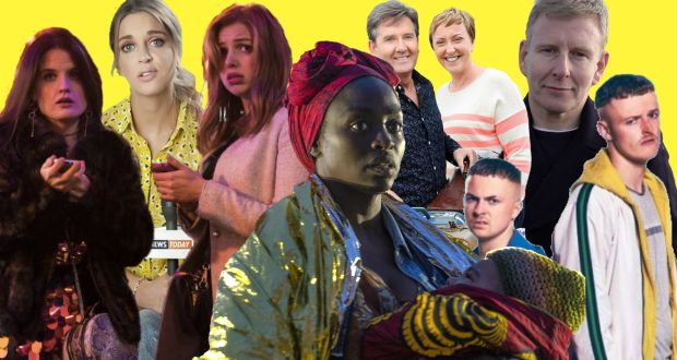 Hits of 2018: Cant's Cope Won't Cope, Finding Joy, Taken Down, Daniel and Majella's B&B Road Trip, Patrick Kielty's My Dad, the Peace Deal and Me and Young Offenders