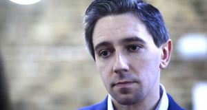 "Minister for Health Simon Harris is determined to bring in services by January, but his ""commitment to providing care for women in this country will not waver"", said a spokesperson. Photograph: Cyril Byrne/The Irish Times"