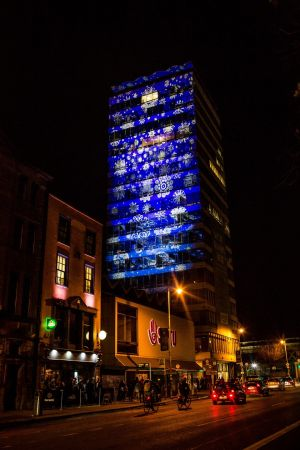 Liberty Hall on Eden Quay. Photograph: James Forde/The Irish Times