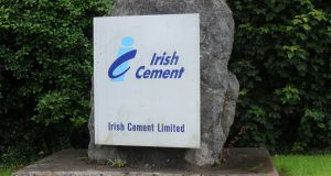 Irish Cement had previous convictions arising out of two previous prosecutions for similar breaches, at Limerick District Court, in June 2017, and July 2018, the court heard. File photograph: Laura Hutton/Photocall Ireland