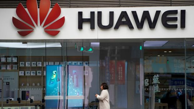Huawei is at the forefront of China's efforts to move from low-level manufacturing towards sophisticated technology-led business. Photograph: Reuters