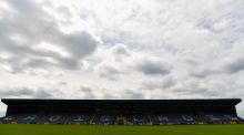 A general view of of O'Moore Park in Portlaoise before the game. Photo: Tom Beary/Inpho