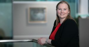 SBIR Ireland manager Marguerite Bourke
