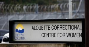The Alouette Correctional Centre for Women, where Huawei chief financial officer Meng Wanzhou is being held on an extradition warrant.