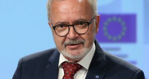 Werner Hoyer, president of the European Investment Bank, said Brexit was 'the most stupid decision since Caligula named his horse a consul'. Photograph: Dursun Aydemir/Getty Images