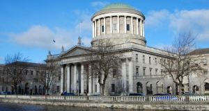 The Four Courts in Dublin. Last month, High Court judge Ms Justice Aileen Donnelly again sought clarification from the Court of Justice of the European Union on the legality of European arrest warrants.