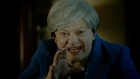Andy Serkis revives Gollum to ridicule Theresa May's Brexit deal