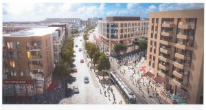 Cherrywood will ultimately have 8,000 new homes, as well as offices and shops.