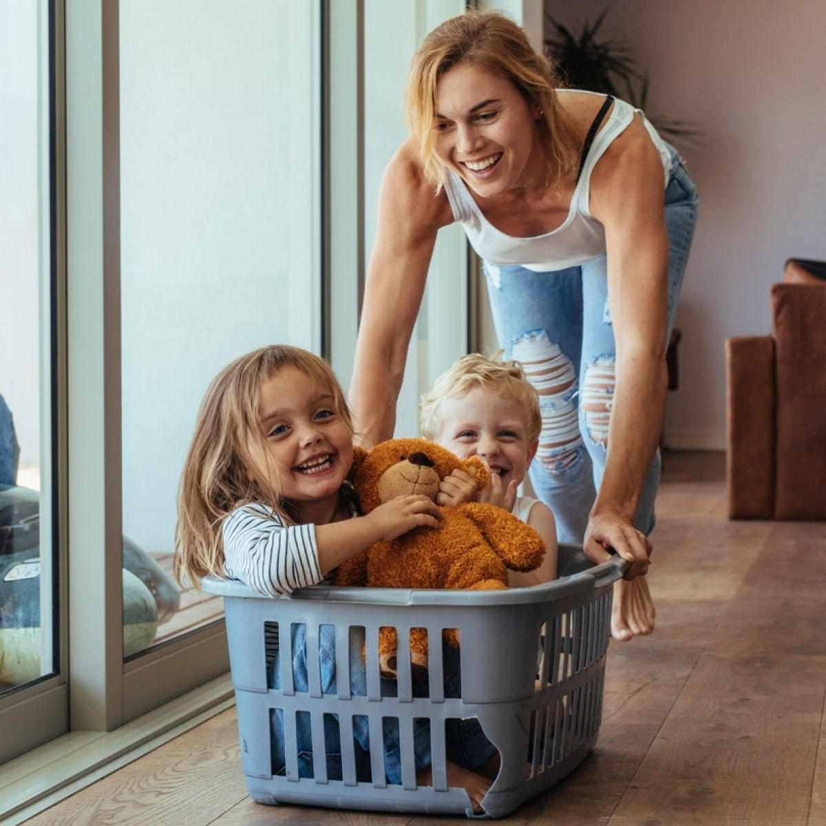 The Fun Guide To Becoming A Good Parent