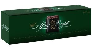 The ingredients list for After Eights is long and complicated.